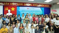 Khai giảng khóa đào tạo giáo viên AMI Montessori Casa 3-6