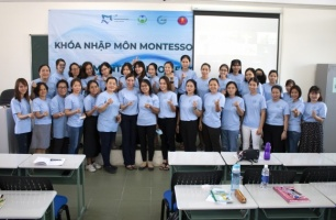 Khai giảng Khoá Nhập môn Montessori AMI 0-3