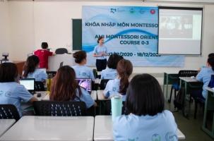 Lễ Khai Giảng Khoá Montessori AMI Orientation 0-3
