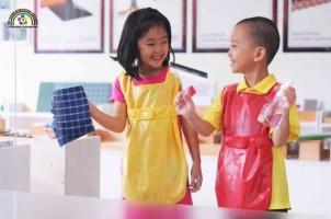 Lợi Ích Của Việc Ghép Nhiều Độ Tuổi Trong Lớp Học Montessori