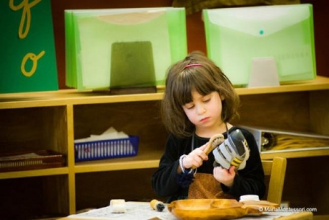Tự Do Và Kỷ Luật Trong Lớp Học Montessori