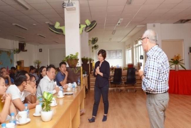 Hội Thảo Về Phương Pháp Montessori