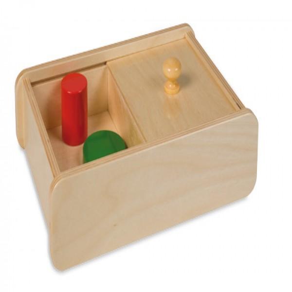 Hộp gỗ 2 hộc