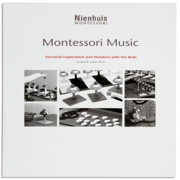 Sách hướng dẫn âm nhạc Montessori: Sensorial Exploration And Notation With The Bells