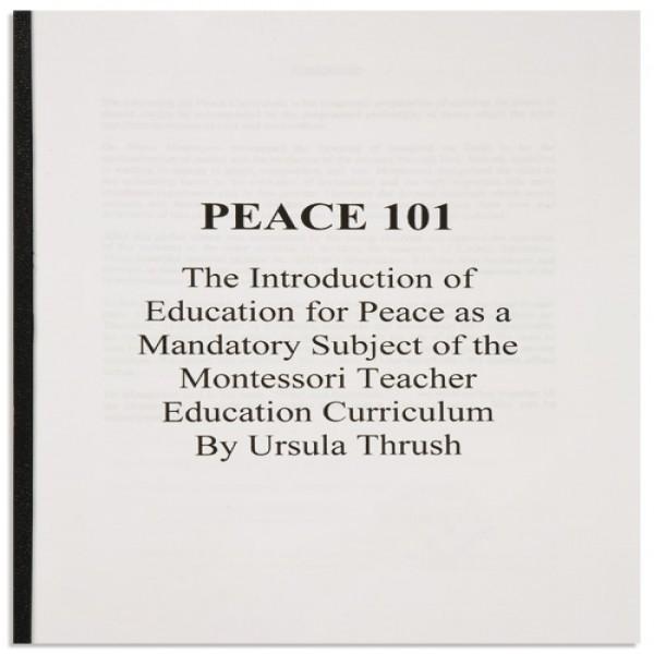 Giáo dục vì hòa bình