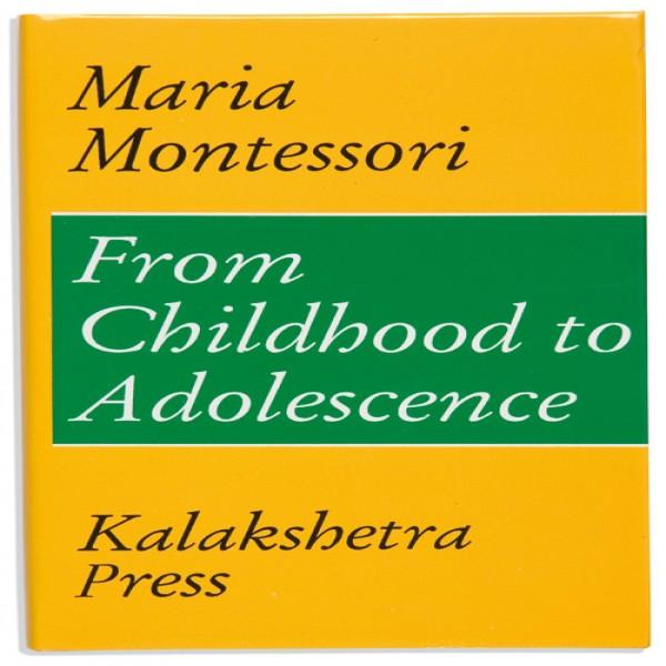 Từ thời thơ ấu cho đến khi thiếu niên