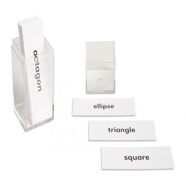 Bộ nhãn dán hình học