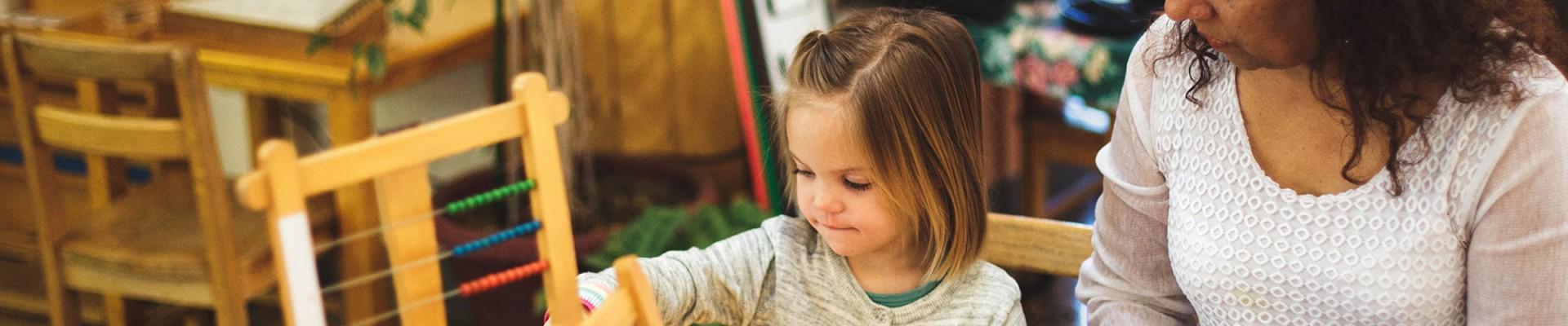 Giáo viên Montessori AMI độ tuổi 3-6