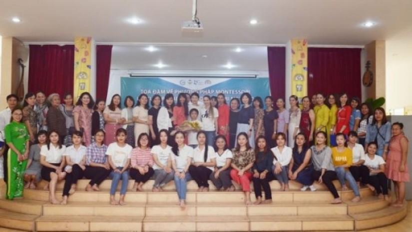 Tọa Đàm Về Lĩnh Vực Thực Tế Cuộc Sống Theo Phương Pháp Montessori